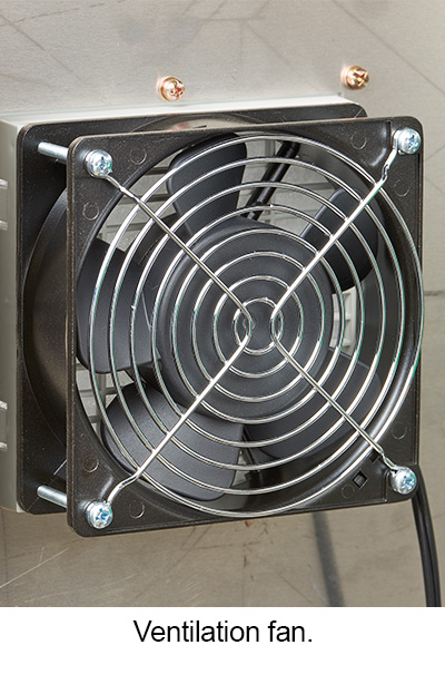 WMP ventilation fan